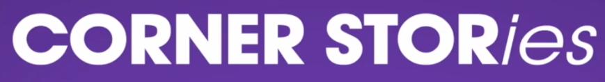 Corner STORies banner